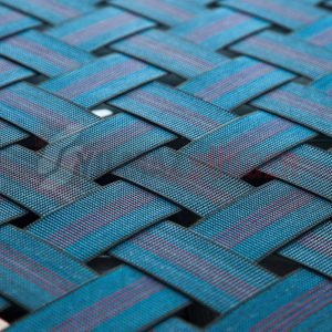 Elastic webbing 5 cm 4 lines