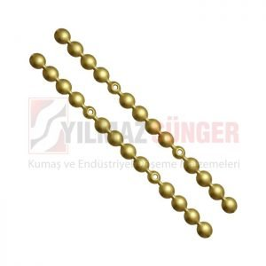 Gold hobnail