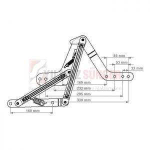 Small balkan mechanism (special)