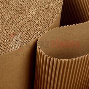 Roll ondulo cardboard
